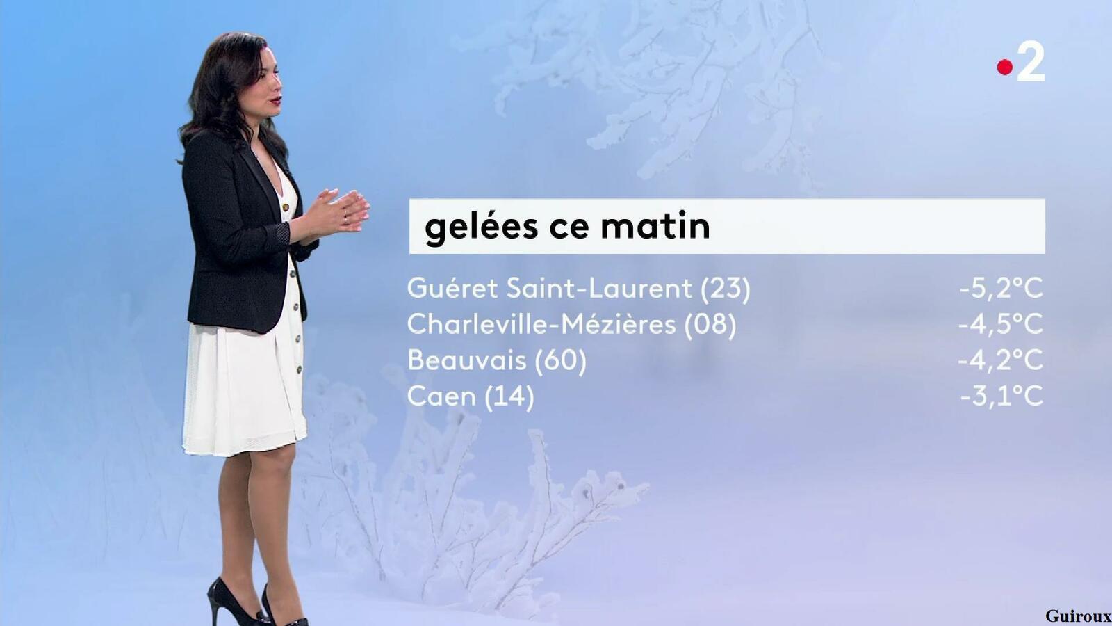 Anaïs Baydemir 13/04/2021 Journaux météo du midi