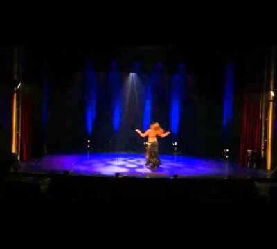 Mélia Danseuse Orientale , UniVers Danse juin 2014. Saint-Etienne