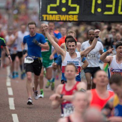 Manchester Marathon Sunday 7th April 2019