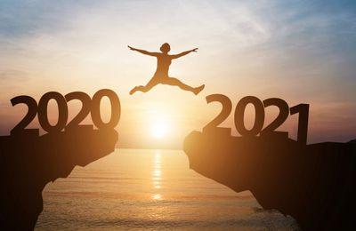Message de Monique Mathieu : L'année 2021 et présence de Marie