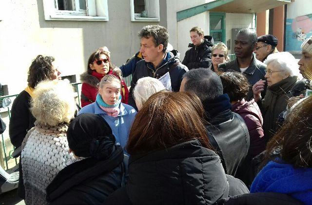 Quand un homme de l'art rencontre les experts du quotidien! Pour un Anru citoyen au Vieux Saint-Ouen!