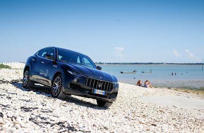 Maserati Levante S : merde, j'ai pris du plaisir au volant d'un SUV !