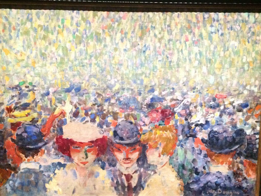 Kaemmerer (3), Breitner (2), Sluijters, Van Dongen (6), Cézanne, Picasso, Van der Hem, Van Gogh (3), Jongkind, Van Dael