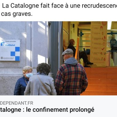 Confinement prolongé