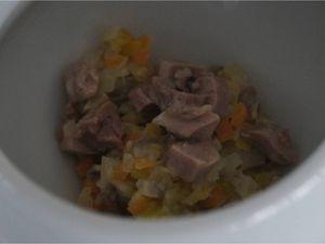 Hommage à Monsieur Paul - soupe aux truffes VGE
