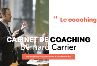Cabinet de coaching Bernard Carrier - Chambéry - Annecy - Belley