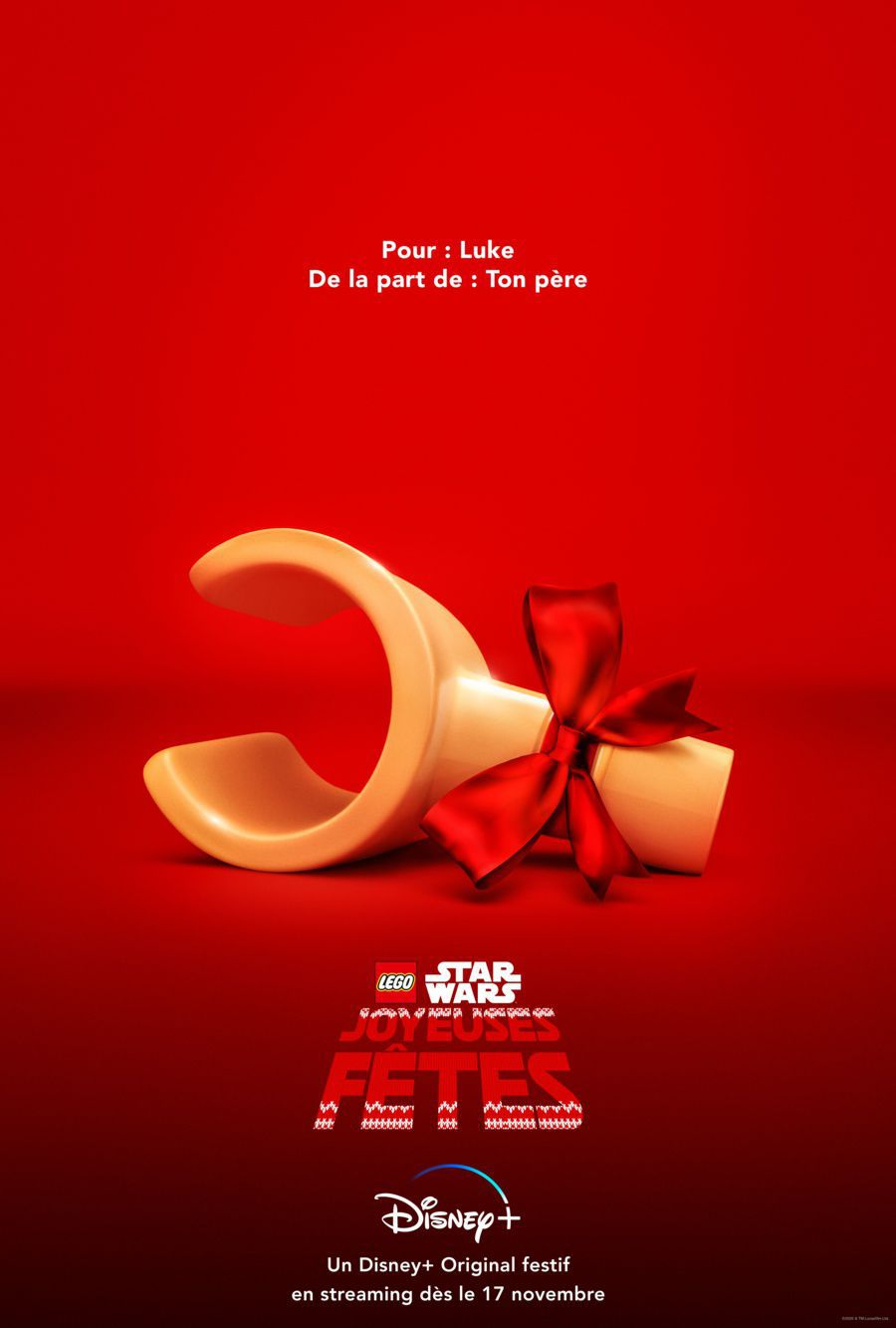 «The LEGO STAR WARS Holiday Spécial.» dès le 17 novembre sur Disney +