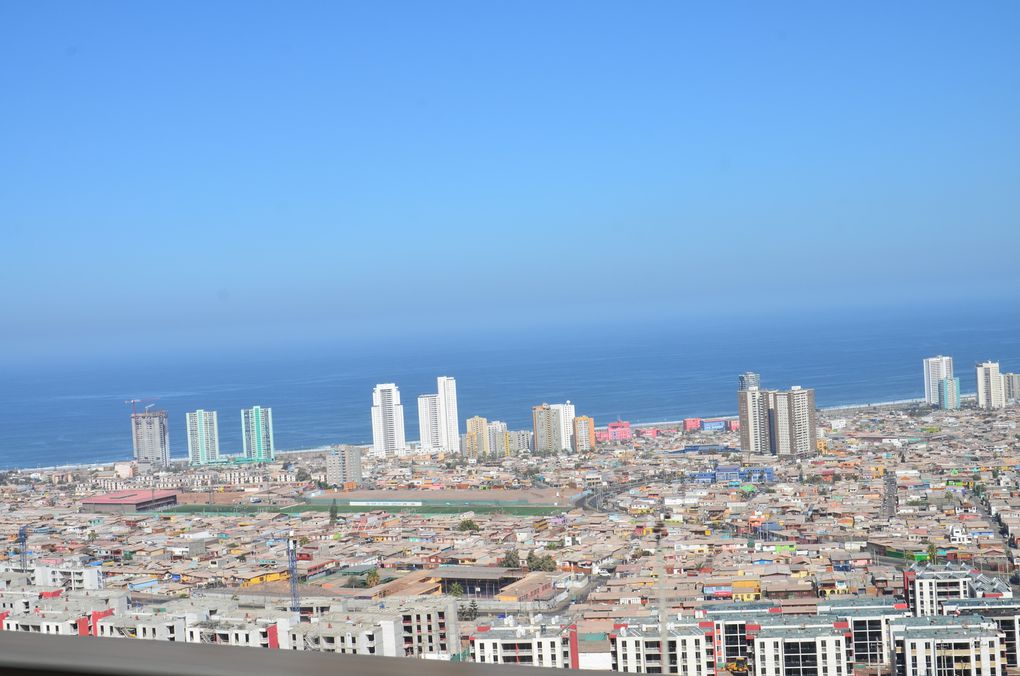 Iquique-Humberstone (Chili en camping-car)