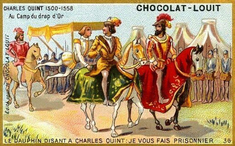 LES PUBLICITES SUR LE CHOCOLAT ... SUITE N°4