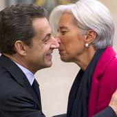 """Christine Lagarde condamnée (sans peine) : """"J'ai payé pour Sarkozy"""" - MOINS de BIENS PLUS de LIENS"""