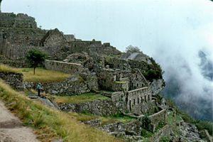 Le chemin de l'Inca - el camino del Inca - the Inca trail to Machu Picchu (1977)