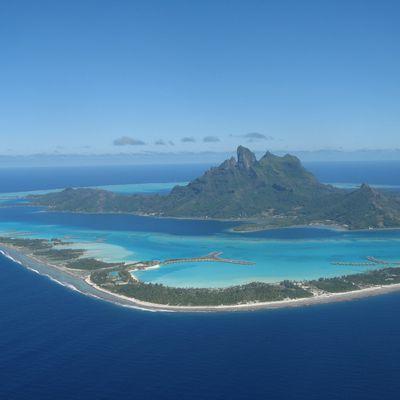 Tahiti, c'est aussi le paradis de la plongee!