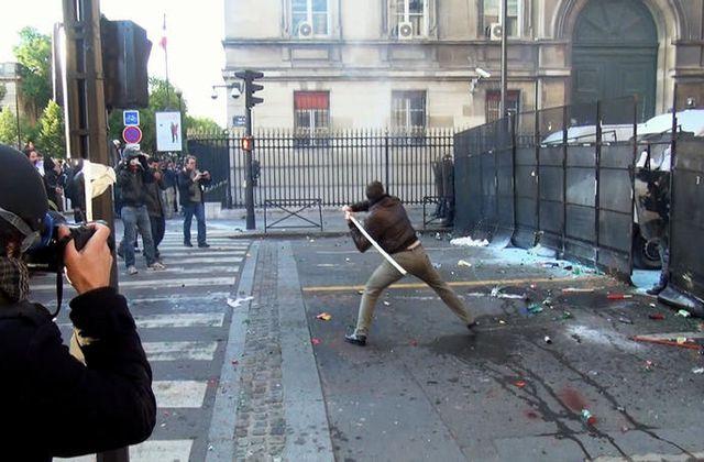 Enquête sur Canal+ : Violences d'extrême-droite, le retour (Extrait).