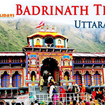 Badrinath Temple Kapat Will Open on 30th April 2018