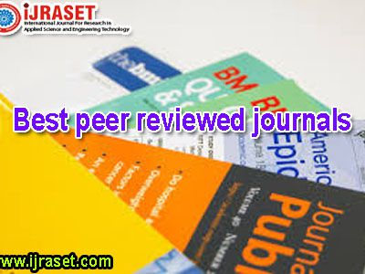 Four facts about Peer Review Journals