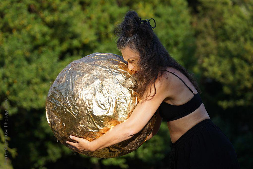L'oursin d'Or du chant © Mā Thévenin Installation et performance - Photos Pierre Alventosa