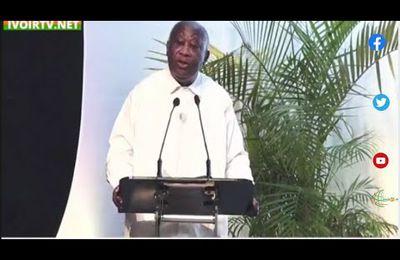 Congrès Constitutif du nouveau parti, le PPA-CI  de l'ex-président GBAGBO.
