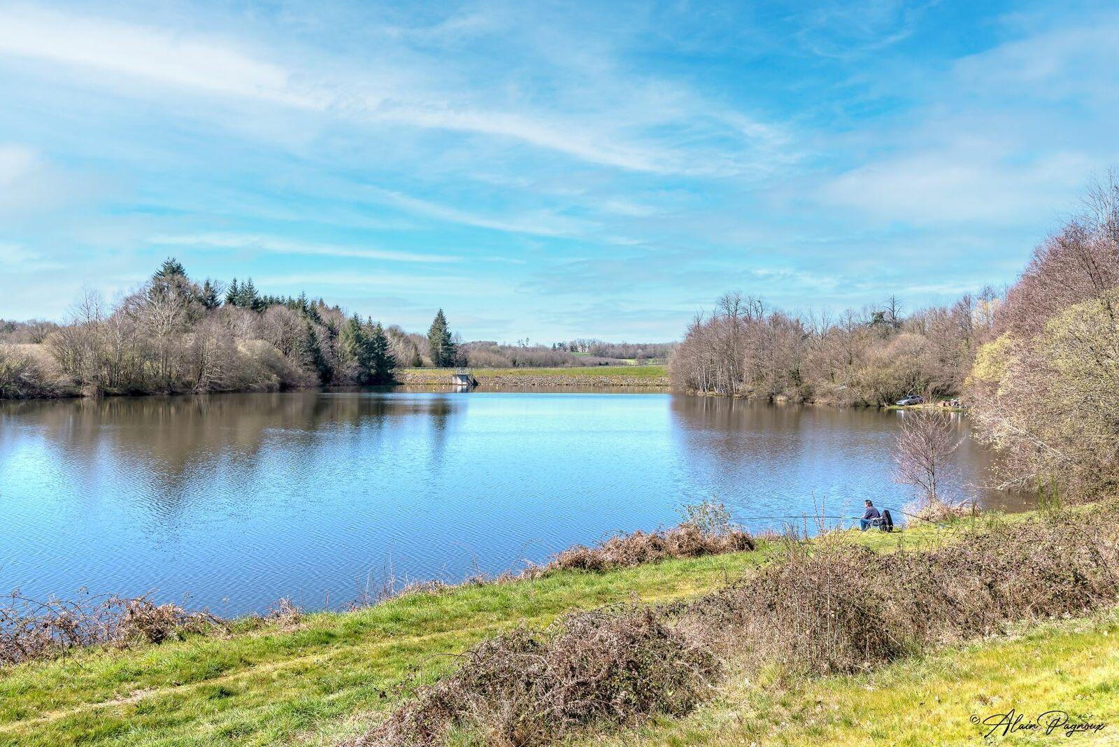 Les lacs de haute Charente ...
