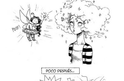 ilustraciones que reflejan los problemas diarios de las mujeres