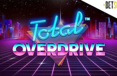 Total Overdrive : la dernière machine à sous en ligne du développeur Betsoft