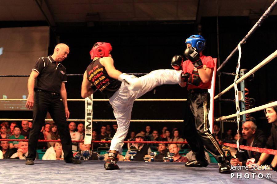 Boxe in défi XIV