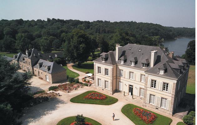Art de vivre à la française : la vie de château en Bretagne