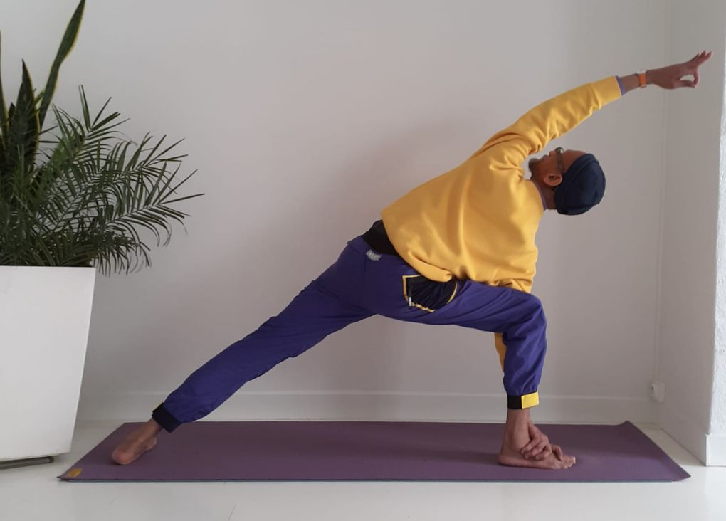 Cours de yoga Paris 17, bienvenue à l'Espace de la Rue Saint-Jean