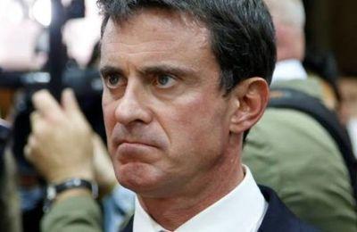 Humiliation de Valls à Barcelone : les sondages lui donnent 3,5% des voix aux Municipales (Le Courrier du Soir)