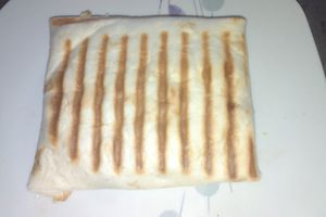 panini poulet curry