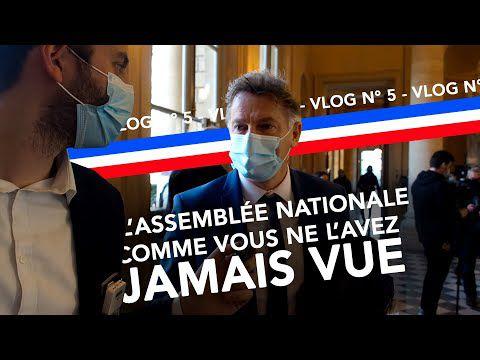 Fabien Roussel député et secrétaire national du PCF, nous emmène dans le quotidien d'un Parlementaire Français