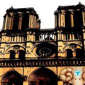 Thème astral de la Cathédrale de Notre-Dame de Paris et de l' incendie part 2
