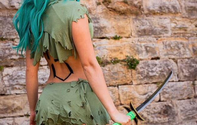 Parle-moi Cosplay #348,5 : Kyllie Cosplay