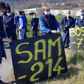 MOBILISATIONS DANS L'AVEYRON - Bosch, SAM : filière diesel, des emplois condamnés ?