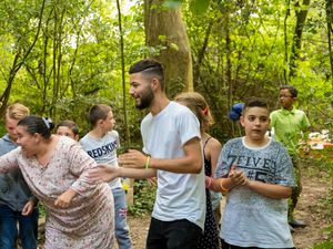 Visite Camping Wormhout 19/07/2017