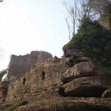 Le premier château de Stein