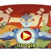 Eiji Tsuburaya, el padre de Godzilla y Ultraman, toma Google con un doodle - elEconomista.es