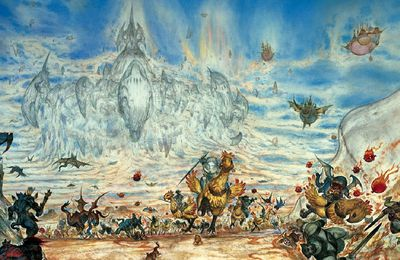 Final Fantasy en jeu de rôle