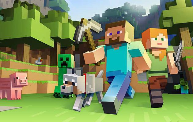 What you like better Minecraft or Roblox?