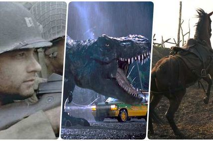 STEVEN SPIELBERG : LES 10 SEQUENCES LES PLUS FOLLES DE SA CARRIERE