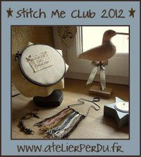 Stitch Me Club Eté 2012