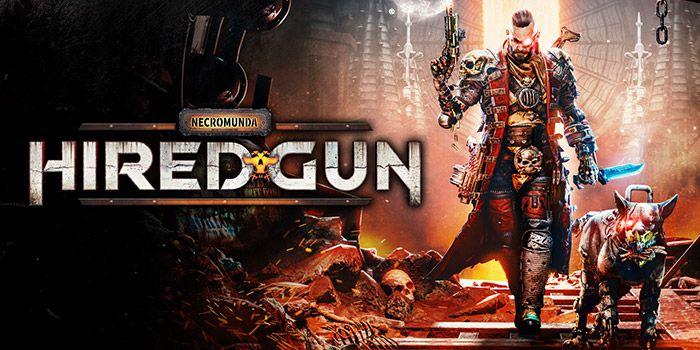 #GAMING - Necromunda Hired Gun - Découvrez le nouveau trailer et plongez dans les profondeurs de l'Underhive pour y traquer votre cible !