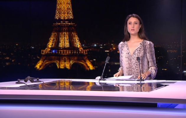 AUDE LECHRIST ce soir @FRANCE24 @France24_fr pour PARIS DIRECT #vuesalatele