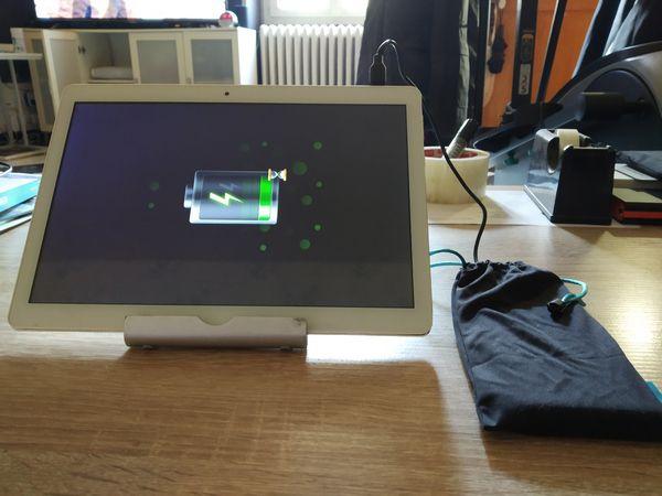 test de la batterie externe 10.000 mAh USB type C Power Delivery 18 Watts - Anker PowerCore Slim @ Tests et Bons Plans