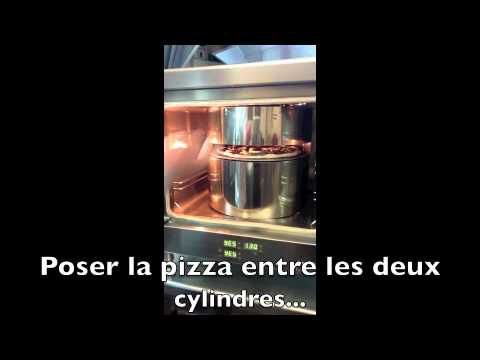 Four Pizza 90 secondes