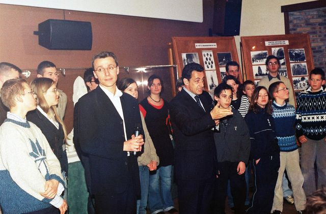 Album - AVEC NICOLAS SARKOZY