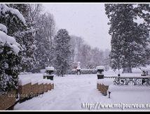 Clermont Ferrand - neige du 11 Février 2010