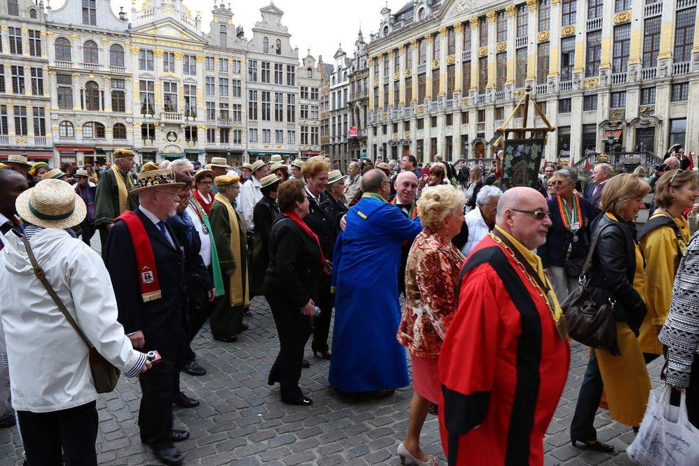 Notre voyage à Bruxelles les 13 et 14 mai 2017