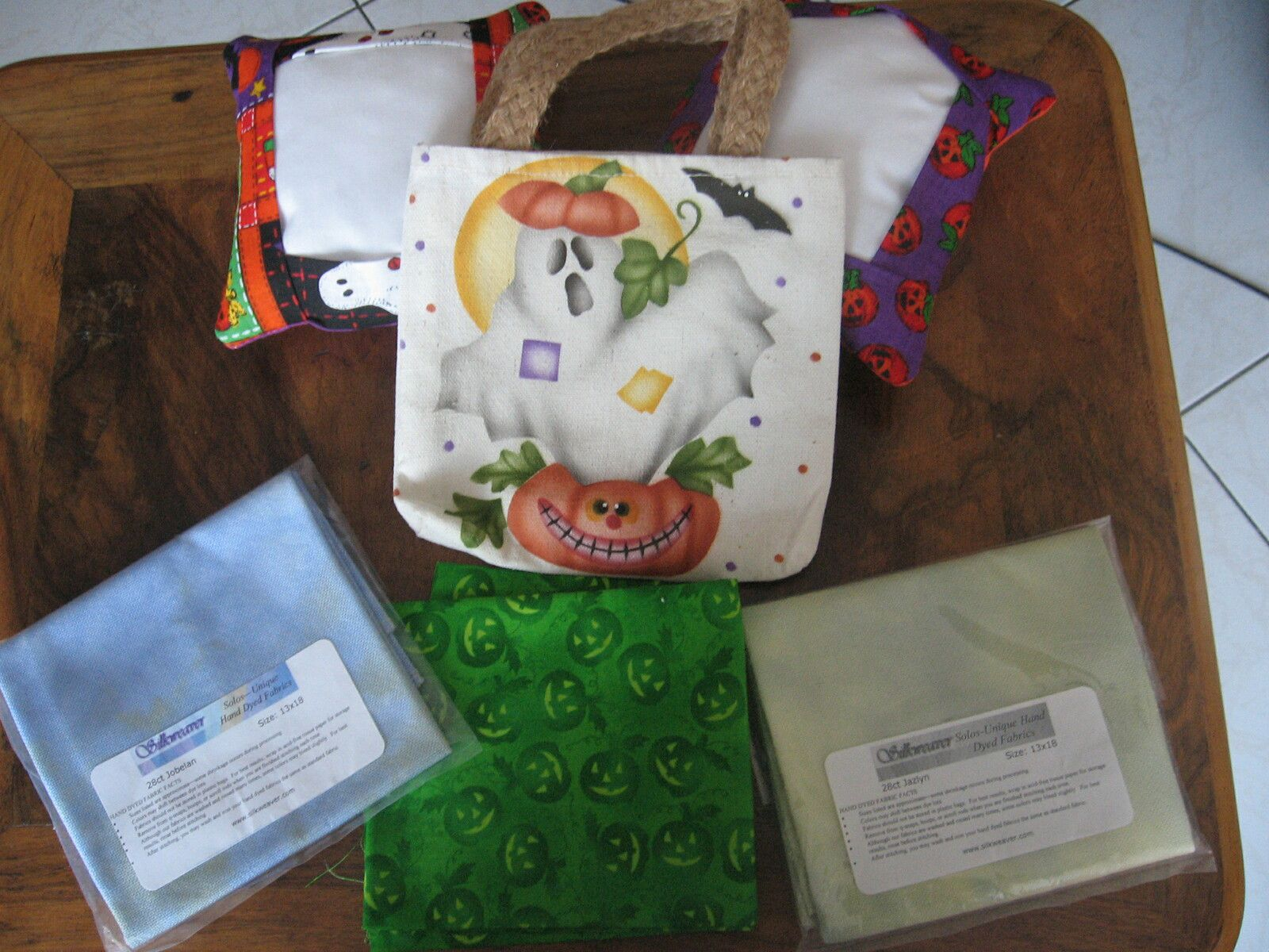 Halloween Exchange with Becky