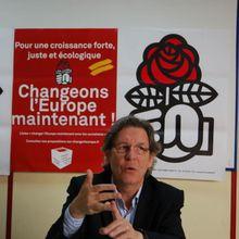 Gilles Pargneaux : complémentarité et cumul des mandats.