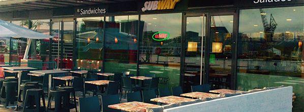 Nouveau restaurant SUBWAY aux« Bassins à Flots » à Bordeaux